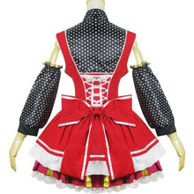 Load image into Gallery viewer, Cosplay [Love Live] Nishikino Maki Lolita Candy Maid Dress SP153096 - SpreePicky  - 3