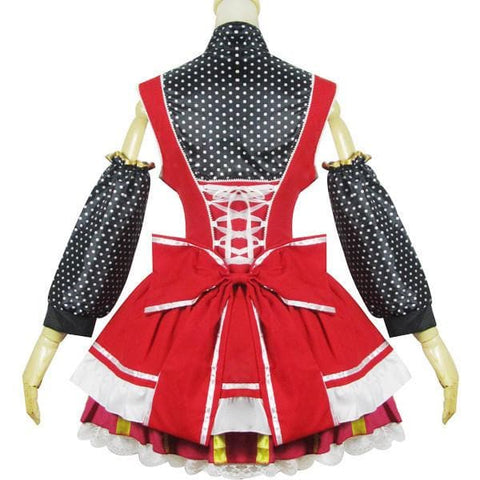 Cosplay [Love Live] Nishikino Maki Lolita Candy Maid Dress SP153096 - SpreePicky  - 3