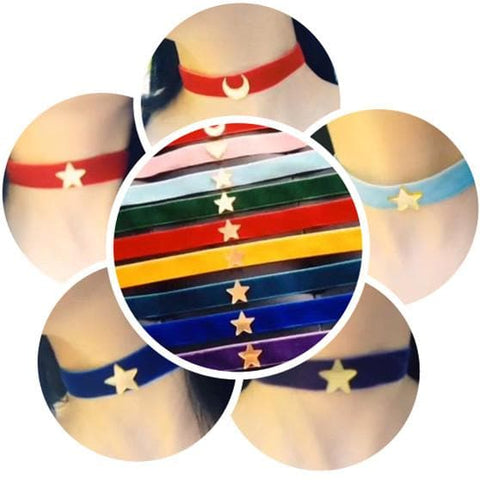 Cosplay Sailor Moon Series Choker SP152156 - SpreePicky  - 1