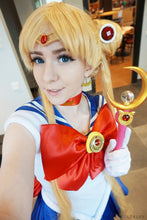 Load image into Gallery viewer, Cosplay Sailor Moon Usagi Transformer Senshi Uniform Set Custom SP140895