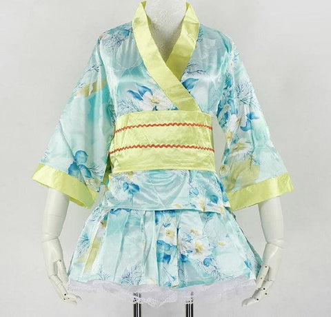 Cosplay Short Yukata With Waist Corset SP141234 - SpreePicky  - 1