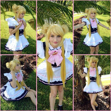 Load image into Gallery viewer, Custom Made Cosplay Uniform Maid Dress SP141213 - SpreePicky  - 2