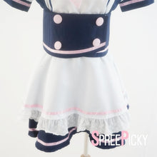 Load image into Gallery viewer, Custom Made Cosplay Uniform Maid Dress SP141213