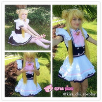 Custom Made Cosplay Uniform Maid Dress SP141213 - SpreePicky  - 1