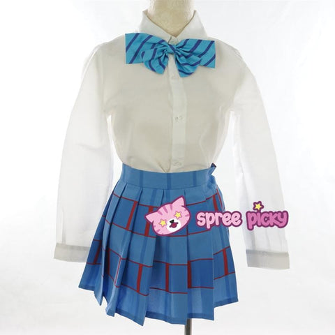 Custom Made Love Live School Uniform Set SP152457 - SpreePicky  - 6
