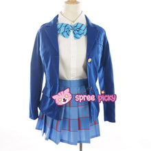 Load image into Gallery viewer, Custom Made Love Live School Uniform Set SP152457 - SpreePicky  - 18