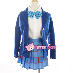 Custom Made Love Live School Uniform Set SP152457 - SpreePicky  - 18