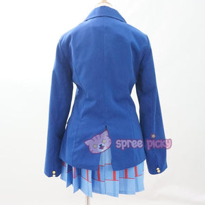 Custom Made Love Live School Uniform Set SP152457 - SpreePicky  - 5