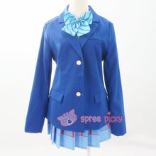 Load image into Gallery viewer, Custom Made Love Live School Uniform Set SP152457 - SpreePicky  - 3