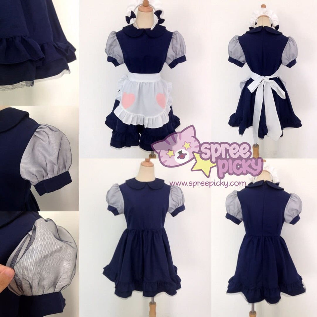 Custom Made Maid Dress SP167869