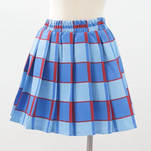 [Custom Size] S-XL Love Live! Happy Maker Anime School Uniform Pleated Skirt SP152108 - SpreePicky  - 3