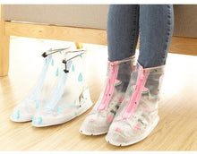 Load image into Gallery viewer, Cute Rainy Day Shoes Cover SP1811893