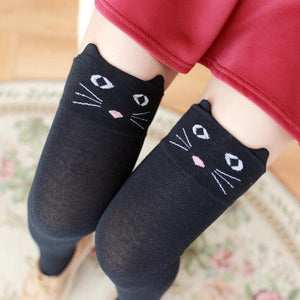 Cutie Animal Thigh High Socks SP154270 - SpreePicky  - 12