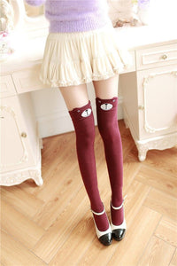 Cutie Animal Thigh High Socks SP154270 - SpreePicky  - 13