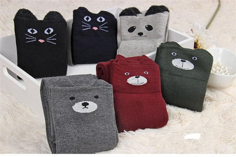 Cutie Animal Thigh High Socks SP154270 - SpreePicky  - 16