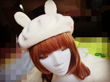 Load image into Gallery viewer, Cutie Bunny Beret Cat SP153409 - SpreePicky  - 5