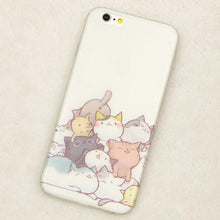 Load image into Gallery viewer, Cutie Cat Friends Phone Case SP165066 - SpreePicky