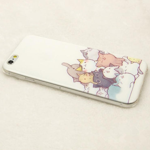 Cutie Cat Friends Phone Case SP165066