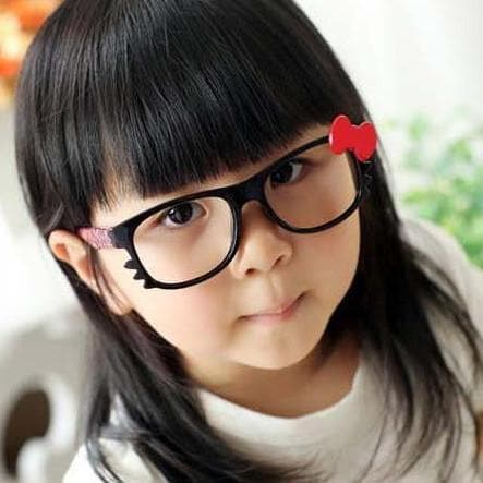 Cutie Kitty Glassesless Frame SP152764 - SpreePicky  - 1