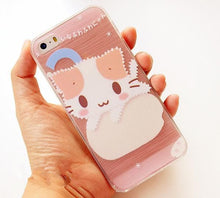 Load image into Gallery viewer, Cutie Panda and Kitty Iphone Case SP153029 - SpreePicky  - 3