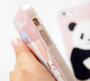 Cutie Panda and Kitty Iphone Case SP153029 - SpreePicky  - 5