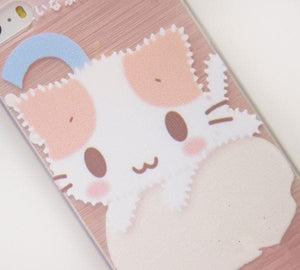 Cutie Panda and Kitty Iphone Case SP153029 - SpreePicky  - 4