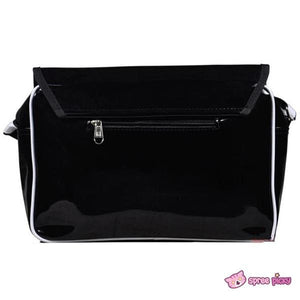 Dangan Ronpa Principal Monokuma Black/White Bear Bag Shoulder Bag SP151692 - SpreePicky  - 3