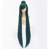 Deep Green Cosplay [Sailor Moon] Sailor Pluto Meiou Setsuna Wig 100cm SP152884 - SpreePicky  - 2