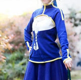 Fate Saber Open Chest Sweater SP167968