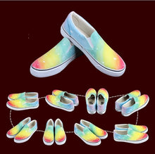 Load image into Gallery viewer, Galaxy Slip Canvas Shoes SP179221
