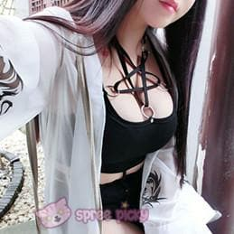 Gothic Magic Star Tube Top Shirt SP152946 - SpreePicky  - 2