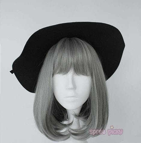 Grey Fashional Lolita Cosplay Wig SP166222