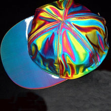 Load image into Gallery viewer, Hologram Laser Baseball Cap SP167499