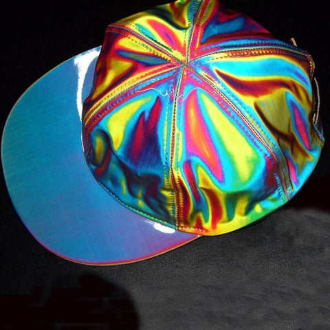 Hologram Laser Baseball Cap SP167499
