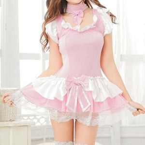 Halloween Cosplay Princess Maid Dress Free Ship SP141196 - SpreePicky  - 3