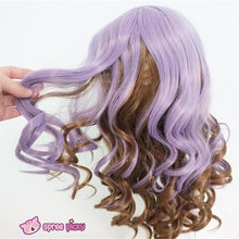 Load image into Gallery viewer, Harajuku Lolita Cosplay Purple Gradient 19INCH Wig SP130002 - SpreePicky  - 4