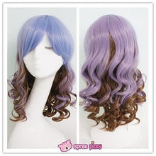 Load image into Gallery viewer, Harajuku Lolita Cosplay Purple Gradient 19INCH Wig SP130002 - SpreePicky  - 3