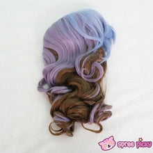Load image into Gallery viewer, Harajuku Lolita Cosplay Purple Gradient 19INCH Wig SP130002 - SpreePicky  - 5