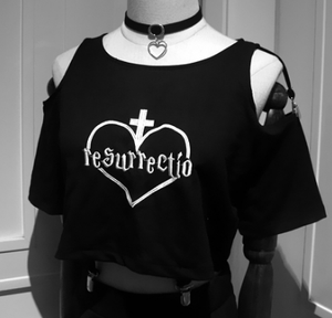 Harajuku Resurrection Love Top SP179626