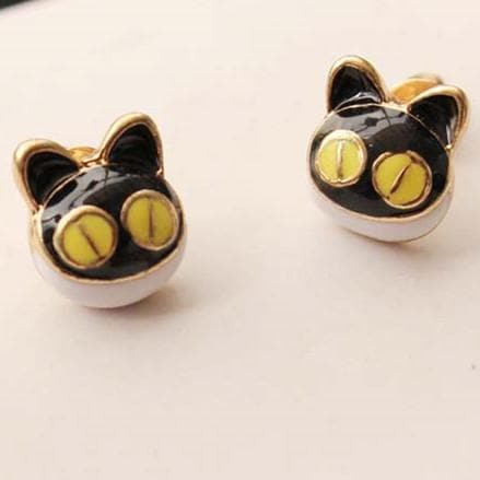 I am Cute Kitty Earrings SP152543 - SpreePicky  - 1