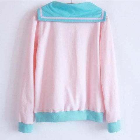 Ice Cream Long Sleeve Jumper SP140477 - SpreePicky  - 6