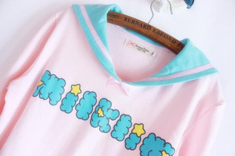 Ice Cream Long Sleeve Jumper SP140477 - SpreePicky  - 7