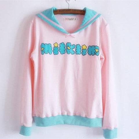 Ice Cream Long Sleeve Jumper SP140477 - SpreePicky  - 5