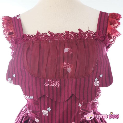 [Infanta] 3 Colors Lolita Tangled JSK SP151894 - SpreePicky  - 4