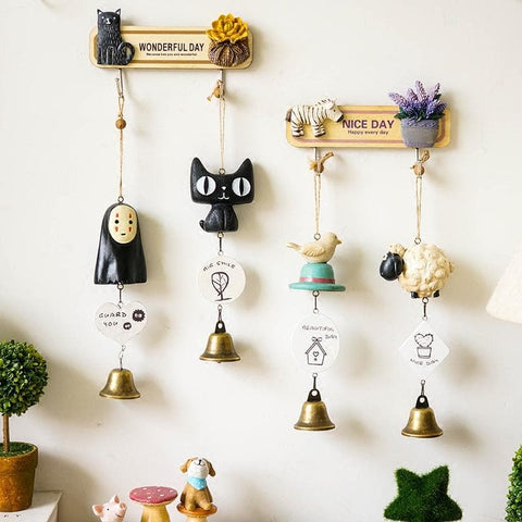 Kawaii Animal Bell Wind Chime SP1710518