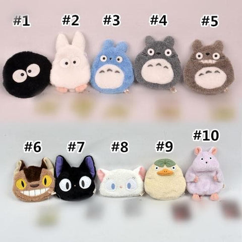 Kawaii Anime Plush Purse SP165691