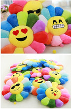 Load image into Gallery viewer, Kawaii Cartoon Emoji Soft Pillow SP165851