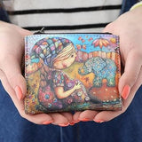 Kawaii Cartoon Folding Wallet SP1812407