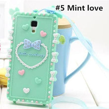 Load image into Gallery viewer, Kawaii Cartoon Phone Case For Xiaomi 4 SP165062