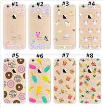 Load image into Gallery viewer, Kawaii Cartoon Printing Phone Case SP167704